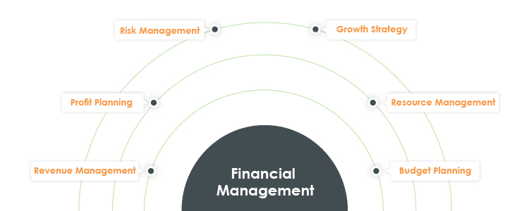 Financial Management Flow Chart